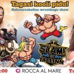 1. septembril toimub kogu perele maailmatasemel pro wrestlingu show Rocca al Mares