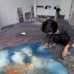 Kunstnik Katrin Karu avab tänaseks oma ateljee publikule
