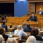 Riigikogu nimetas Kalev Saare Riigikohtu liikmeks