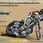 Järelvaadatav: Eesti Speedway 500cc meistrivõistluste tulemused