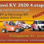 Superkrossi KV 4. etapi tasuta otseülekanne!
