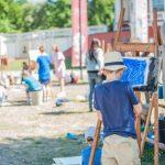 """Kadrioru kunstimuuseum ootab """"Suurel maalilaupäeval"""" maalima lilli, osalema kunstikonkursil ja kuulama temaatilisi loenguid"""