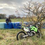 Politseikoer leidis peatumismärguannet eiranud ja metsa pagenud liiklusrikkuja