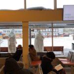Tallinna Bussijaamas avatakse skandaalse kunstniku ajutine näitus