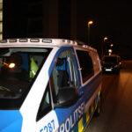 Politseisõidukeid lõhkunud mehed said 25 päeva aresti