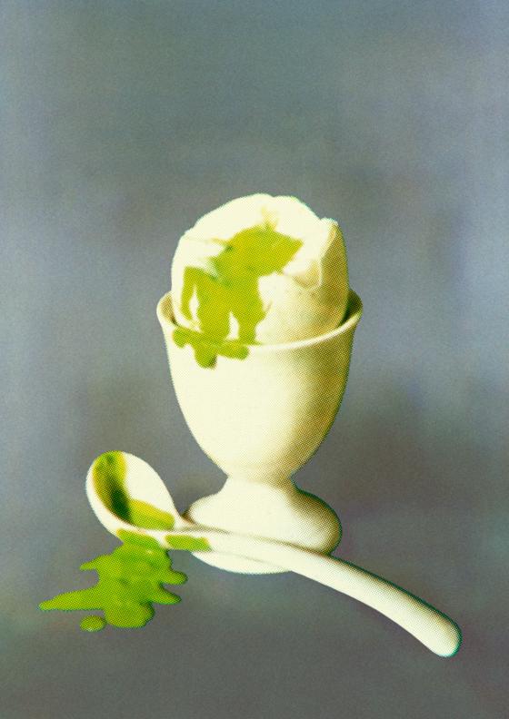 Ülo Emmus. Vabariikliku tarbekunstinäituse plakat. 1985. Eesti Kunstimuuseum