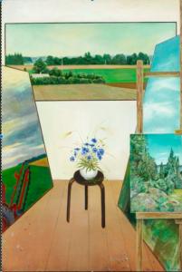 Andres Tolts. Eesti maastikud. 1982. Eesti Kunstimuuseum
